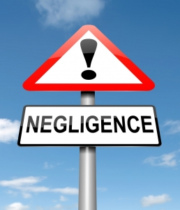 negligence as one of the mental states in a criminal case