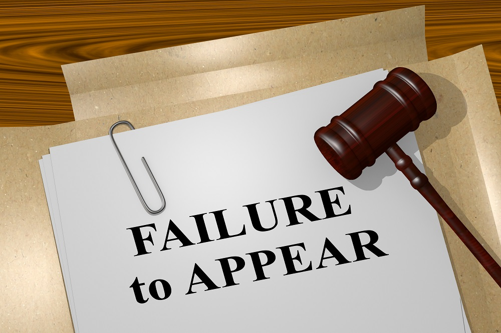 What Happens after a Failure to Appear in Court in Arizona