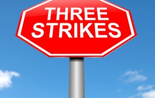 arizona three strikes law